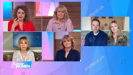 Editorial image of 'Loose Women' TV Show, London, UK - 05 Mar 2021
