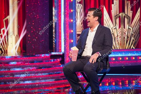 Editorial picture of 'Ant & Dec Saturday Night Takeaway' TV show, Series 17, Episode 3, London, UK - 06 Mar 2021