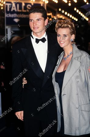 Richard Krajicek and wife Daphne Deckers 1997