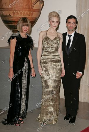 Editorial picture of 'Poiret: King of Fashion' Costume Institute Gala at The Metropolitan Museum of Art, New York, America - 07 May 2007