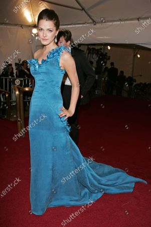 Editorial photo of 'Poiret: King of Fashion' Costume Institute Gala at The Metropolitan Museum of Art, New York, America - 07 May 2007