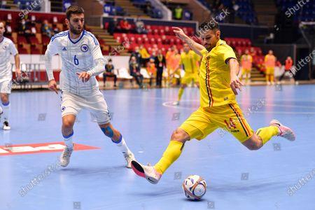 Editorial photo of Romania v Bosnia And Herzegovina - UEFA Futsal EURO 2022 Qualifier, Bucharest - 04 Mar 2021