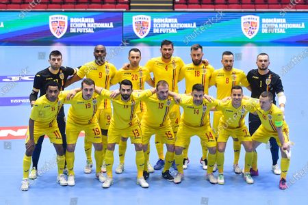 Editorial image of Romania v Bosnia And Herzegovina - UEFA Futsal EURO 2022 Qualifier, Bucharest - 04 Mar 2021