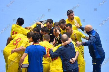 Editorial picture of Romania v Bosnia And Herzegovina - UEFA Futsal EURO 2022 Qualifier, Bucharest - 04 Mar 2021