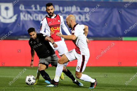 Editorial photo of Al-Hilal vs Al-Raed, Riyadh, Saudi Arabia - 05 Mar 2021
