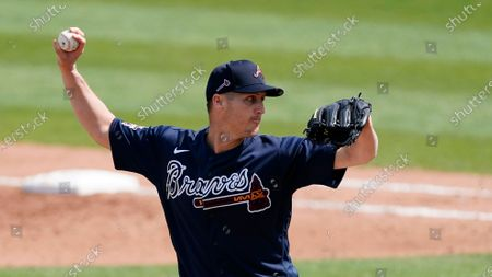 Editorial image of Twins Braves Baseball, North Port, United States - 05 Mar 2021