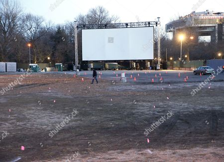 Queens Drive-In 2021 spring seasons opens with a special screening of Craig Brewer's comedy sequel 'Coming 2 America', starring Eddie Murphy and Arsenio Hall