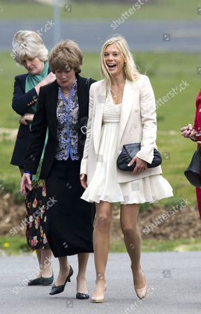 Lady Sarah McCorquodale and Chelsy Davy