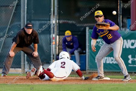 Editorial image of Prairie View A M Texas Southern Baseball, Houston, United States - 05 Mar 2021
