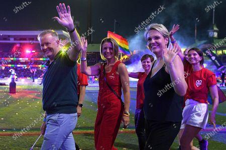 Editorial photo of 43rd annual Gay and Lesbian Mardi Gras parade, Sydney, Australia - 06 Mar 2021