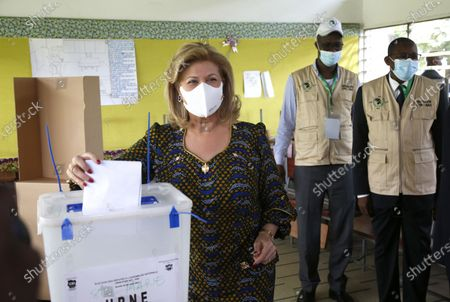 Editorial photo of Parliamentary elections in Ivory Coast, Abidjan, Cote Divoire - 06 Mar 2021