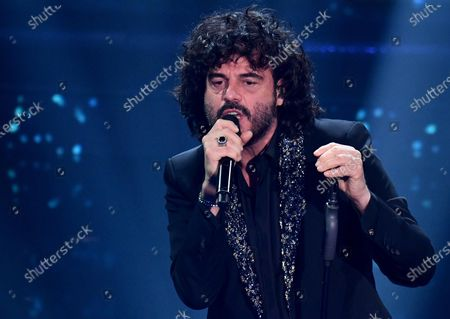 Editorial image of 71st Sanremo Music Festival 2021, Italy - 06 Mar 2021