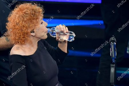 Ornella Vanoni performs on stage at the Ariston theatre during the 71st Sanremo Italian Song Festival, Sanremo, Italy, 06 March 2021. The festival runs from 02 to 06 March.