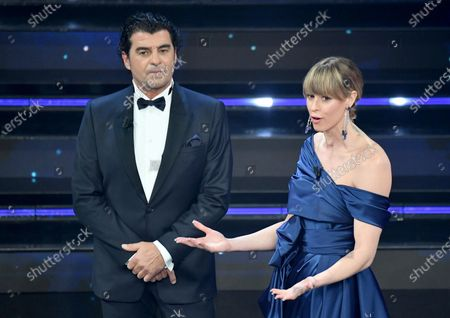 Editorial picture of 71st Sanremo Music Festival 2021, Italy - 06 Mar 2021
