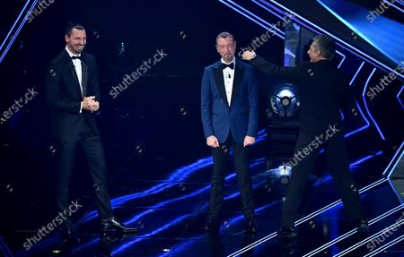 Editorial photo of 71st Sanremo Music Festival 2021, Italy - 06 Mar 2021