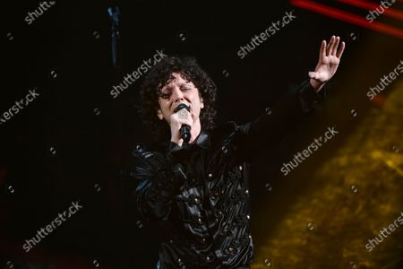 Editorial image of 71st Sanremo Music Festival, Italy - 05 Mar 2021
