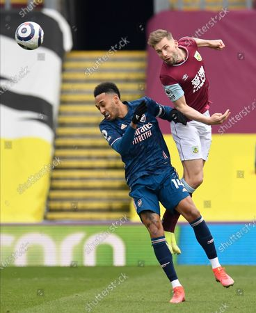 Editorial picture of Soccer Premier League, Burnley, United Kingdom - 06 Mar 2021