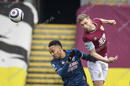 Editorial image of Burnley FC vs Arsenal FC, United Kingdom - 06 Mar 2021