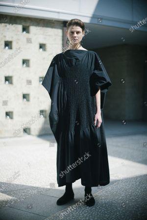 Editorial photo of France Paris Fashion Week Digital Show Issey Miyake - 06 Mar 2021