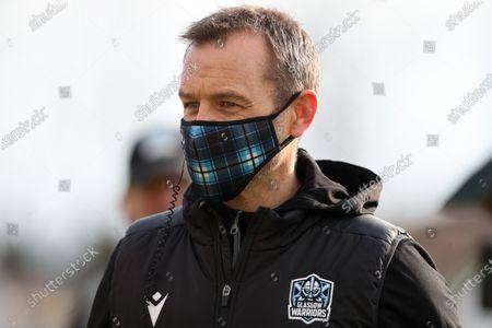 Danny Wilson - Glasgow Warriors head coach