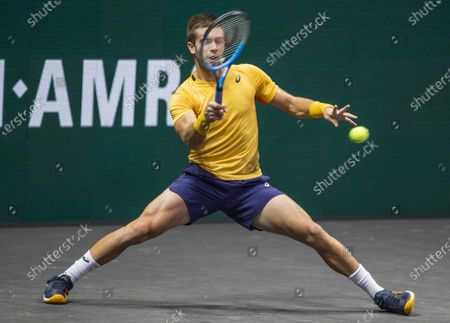 Editorial picture of ABN AMRO World Tennis Tournament, Rotterdam, Netherlands - 06 Mar 2021
