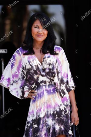 Editorial picture of Mia St John out and about, Los Angeles, USA - 05 Mar 2021
