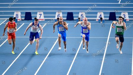 Editorial image of European Athletics Indoor Championships, Track and Field, Torun, Poland - 06 Mar 2021