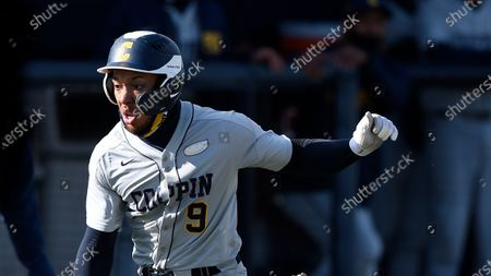 Editorial picture of Coppin St Mount St Mary's Baseball, Emmitsburg, United States - 05 Mar 2021