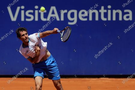 Editorial image of Tennis ATP250 of Buenos Aires, Argentina - 06 Mar 2021