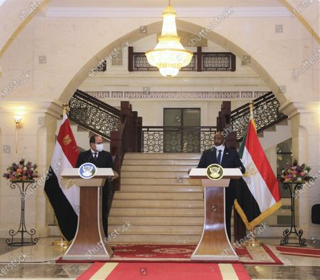 Editorial photo of Egypt , Khartoum, Sudan - 06 Mar 2021