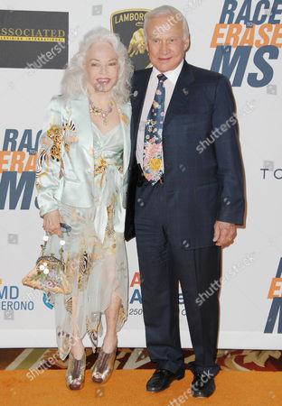 Buzz Aldrin, Lois Aldrin