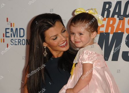 Ali Landry and daughter Estela Monteverde