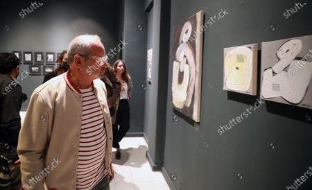 Editorial photo of Mu'anath Exhibition opens in Egypt, Cairo - 06 Mar 2021