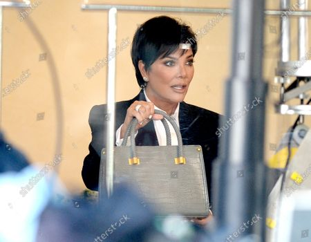 Editorial image of Kris Jenner out and about, Los Angeles, California, USA - 06 Mar 2021
