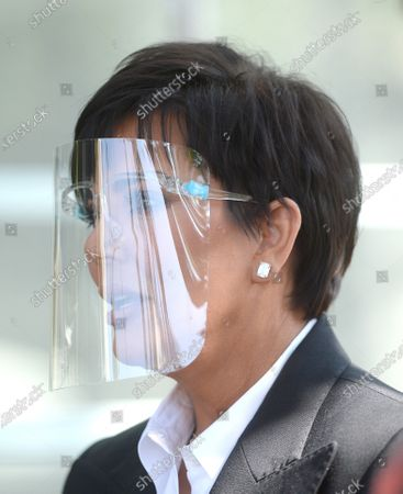 Editorial picture of Kris Jenner out and about, Los Angeles, California, USA - 06 Mar 2021