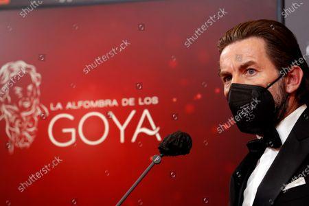 Editorial image of 35th Goya Film Awards Ceremony, Malaga, Spain - 06 Mar 2021