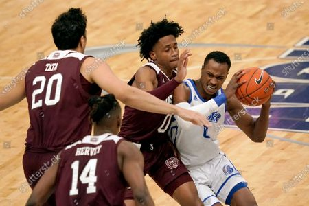 Editorial image of MVC Missouri St Drake Basketball, St. Louis, United States - 06 Mar 2021