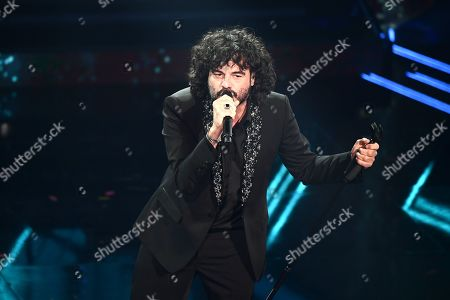 Editorial picture of 71st Sanremo Music Festival, Italy - 06 Mar 2021