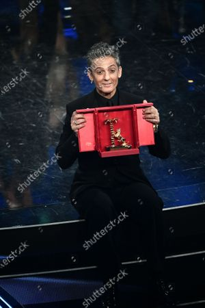 Editorial photo of 71st Sanremo Music Festival, Italy - 06 Mar 2021