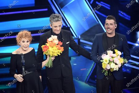 Ornella Vanoni, Gabbani, Amadeus, Fiorello