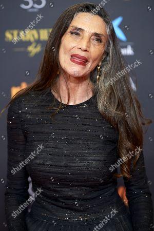 Stock Image of Angela Molina