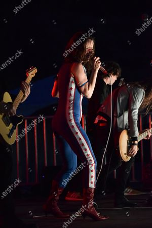 Editorial image of Rock 'N' Relief Live Stream Series-Day 2, Los Angeles, United States - 06 Mar 2021