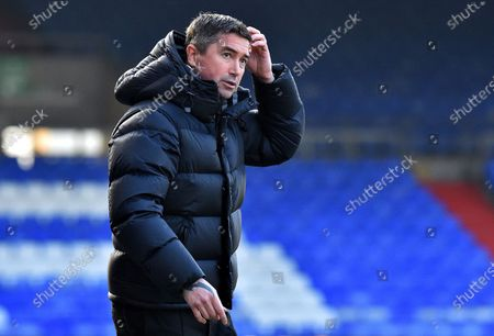 Editorial photo of Oldham Athletic v Southend United - Sky Bet League Two, United Kingdom - 06 Mar 2021
