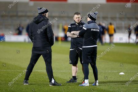 Editorial photo of Sale Sharks v Newcastle Falcons - Gallagher Premiership, Manchester, United Kingdom - 07 Feb 2020