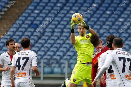Editorial photo of Soccer Serie A, Rome, Italy - 07 Mar 2021