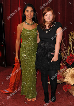 Seeta Indrani and Ami Metcalfe