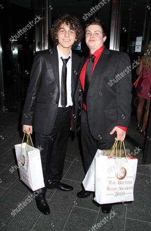 Editorial photo of British Soap Awards, London, Britain - 08 May 2010