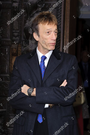 Stock Picture of Robin Gibb