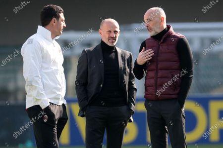 Editorial image of Hellas Verona vs AC Milan, Italy - 07 Mar 2021