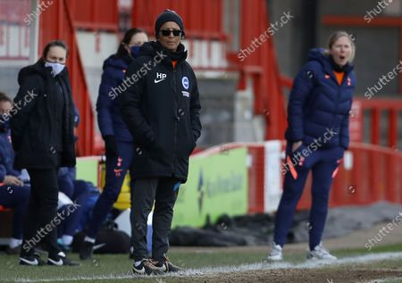 Hope Powell, Head Coach of Brighton and Hove Albion